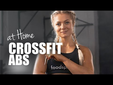 CROSSFIT ® ABS WORKOUT at home | 9 minutes | no equipment needed