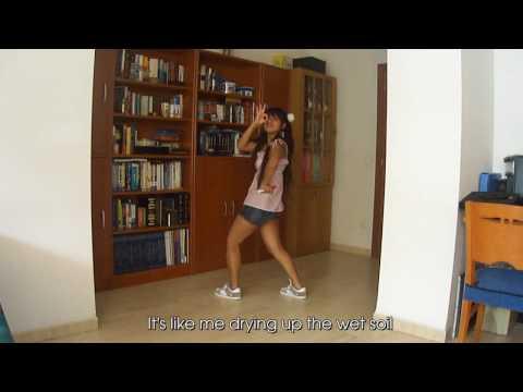 【バニー海水】君と虹と太陽と ダンスカバー【AKB48】(WITH ENGLISH SUBS)