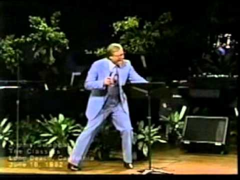 Faulty Fire, Faulty worship   Jimmy Swaggart preaching on Holiness