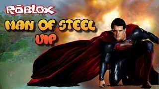 Roblox: Supereroe città lll (Man of Steel vip!!!)