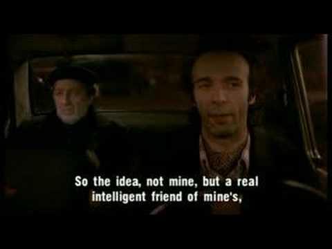 Roberto Benigni - Night On Earth - Taxi Cab Ride 1 of 2 - English Subtitles