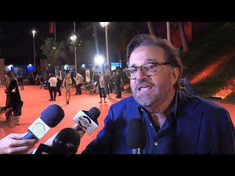 Christian De Sica ricorda Carlo Vanzina alla Festa del Cinema