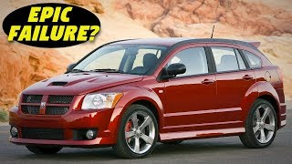 Dodge Caliber & Caliber SRT4 - History, Major Flaws, & Why It Got Cancelled (2007-2012)
