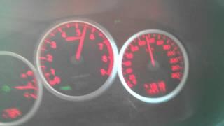 Разгон 0-100кмч Subaru Impreza 15R. 2006, 1500cc, 110hp, AT, 4WD.