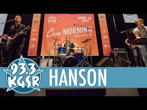 "Hanson ""MMMBop"" + Interview LIVE at SXSW 2017"