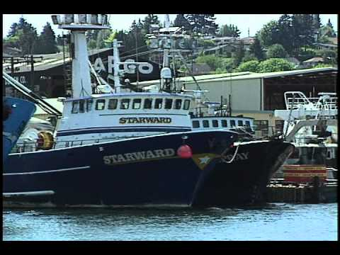 Centuries of Fish, Seattle's Dynamic Distant Water Fishing Fleet