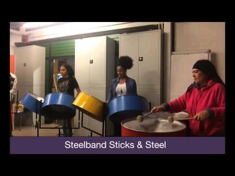 Steelband Sticks & Steel - Quando Quando Quando