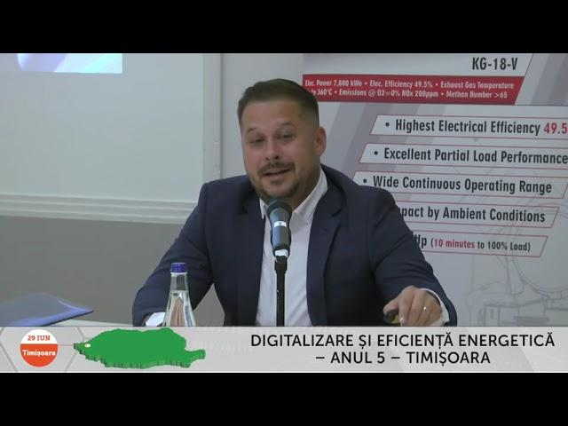 Marian Dor Wiren Digitalizare și Eficiență energetică – Timișoara