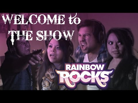 "MLP: Equestria Girls - Rainbow Rocks - ""Welcome to the Show"" - Caleb Hyles(#WinterWrapUpWeek)"