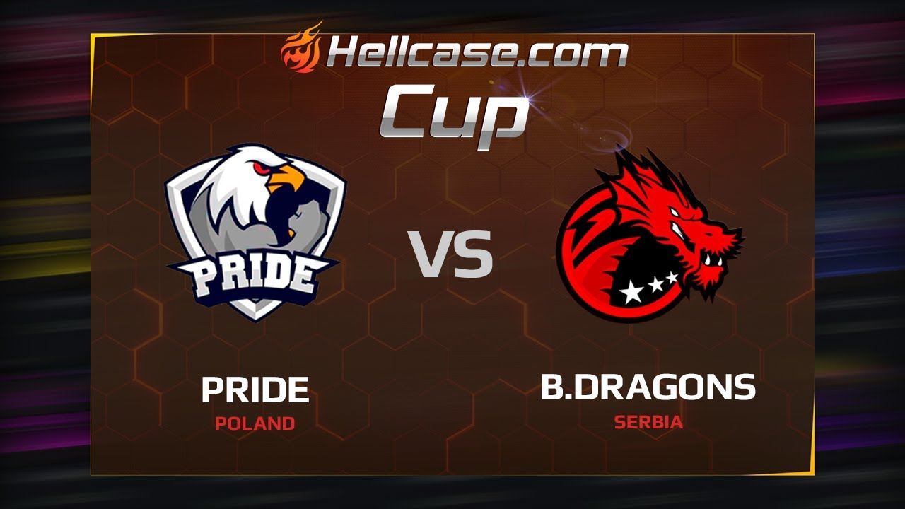 [EN] PRIDE vs Binary Dragons, map 1 cache, Hellcase Cup Season 5