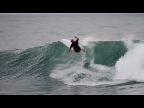 Unseen Kelly Slater Footage for Surf Station