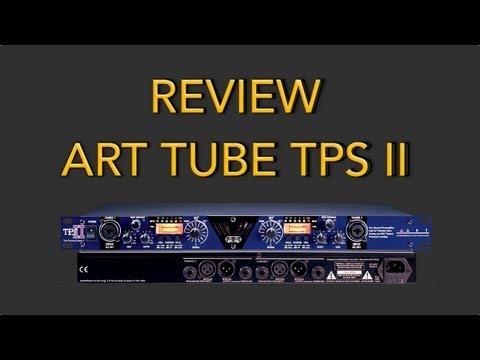 Review Pré-Amp Valvulado Art Tube TPS II
