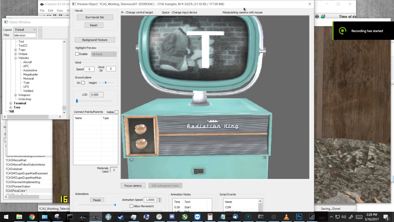 Fallout 4 Meshes