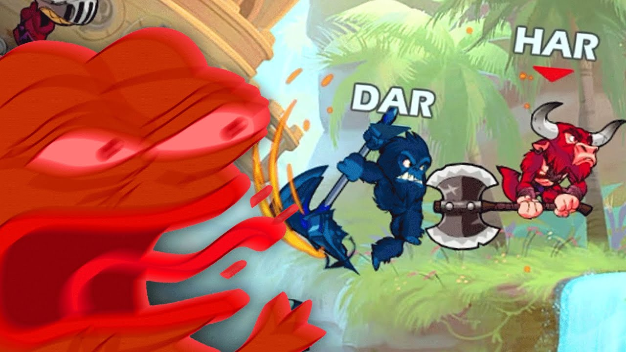 Destroying Kids With Darkgoul