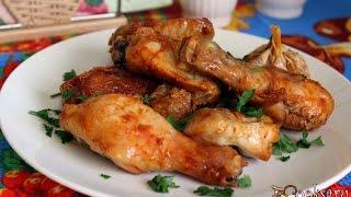 Остро-сладкая курица в микроволновке или ужин за 20 минут