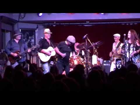 Brian Johnson Mick Fleetwood LIVE 2018  Route 66  Fleetwood's on Front Street, Lahaina 030418