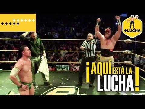 + Lucha ¡Aquí está la Lucha! (9 Noviembre 2018)
