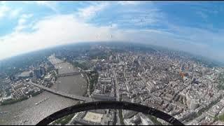 BBMF Lancaster 360 video over London thumbnail