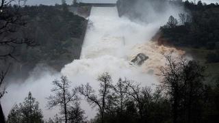 California Dam Overflows; 100K People Evacuated ft. DavidSoComedy