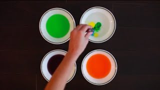 How To Mix Colors for Kids, Toddlers and Preschoolers