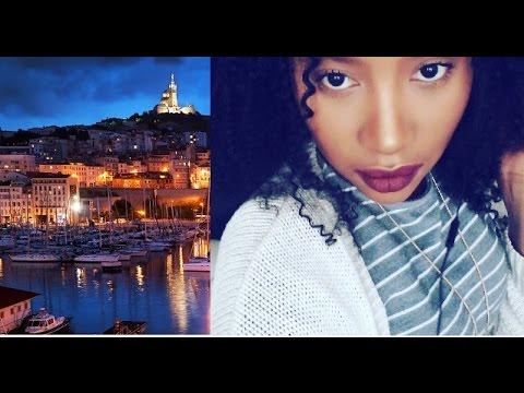 Un petit tour à Marseille ma ville natale Miss Sahel