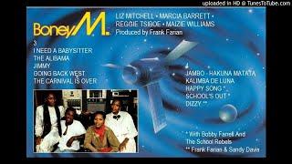 Boney M 10 000 Lightyears Expanded Album Vol 2 1984