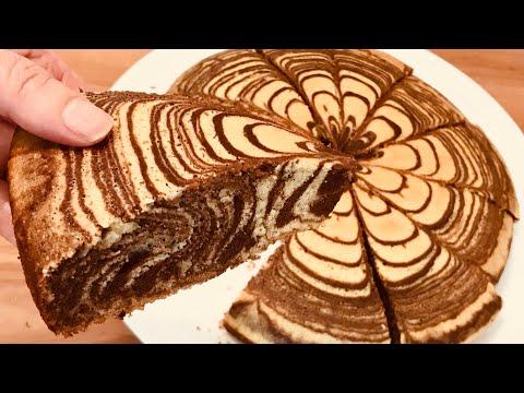 gâteau-zébré-(zebra-cake)