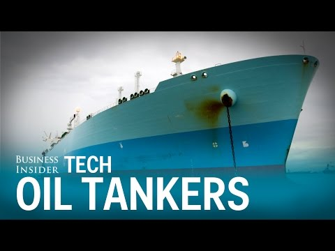Faster oil tankers with new material
