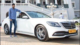 Mercedes S-Class Review (Part 2) - Driving Experience | Faisal Khan