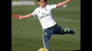 cristiano ronaldo junior best goals