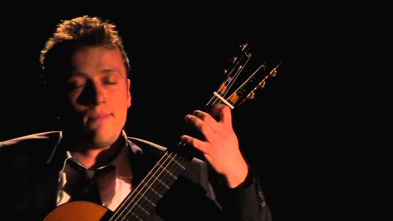 Sanel Redzic plays Alexandre Tansman's Passacaille during International Guitar Festival Zwolle 2015.