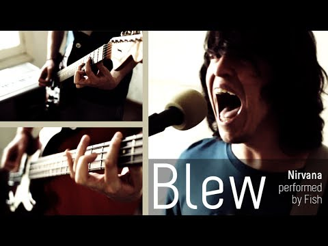 Blew Cover - Nirvana (2014)