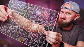 INVISIBLE Puzzle?! | 10 Of The Most Infuriating Puzzles!