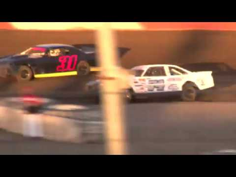Perris Auto Speedway 1-13-18 Street Stock Main Event