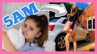 My BACK to SCHOOL Morning Routine 2020!    Ellie Louise