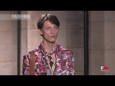 HERMES Menswear Full Show Spring Summer 2016 Paris by Fashion Channel