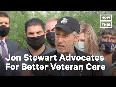 Jon Stewart Fights for Veterans Exposed to Toxic Burn Pits | NowThis