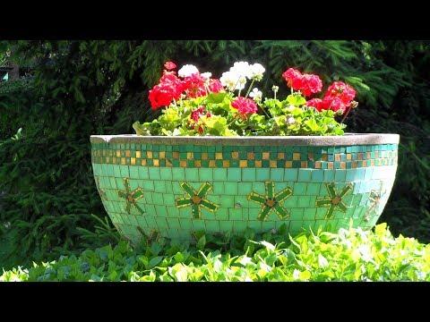90 Лучших идей для приусадебного участка / Great ideas for the garden / A - Video