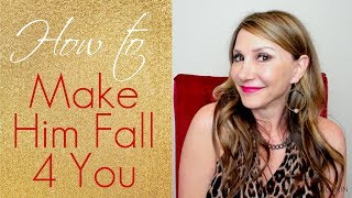 Intimacy and Dating Advice on How to Make Him Fall 4 YOU! |Engaged at Any Age| Jaki Sabourin