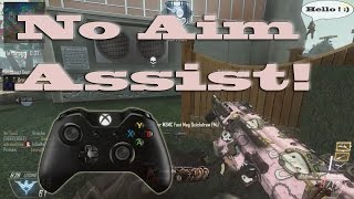 No Aim Assist Black Ops 2 PC Controller Gameplay.. Streaks aren't OP...