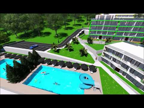Outstanding seafront apartments in 5-star Yalova complex