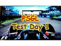 PSGL [F3] - F1 2014 PS3 - Test Day 1 - Highlights 19/10/2014
