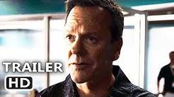 THE FUGITIVE Official Trailer (2020) Kiefer Sutherland, Boyd Holbrook, Series HD
