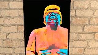 РАМП СТАЛ РЕСТЛЕРОМ ► Mr. President! #3