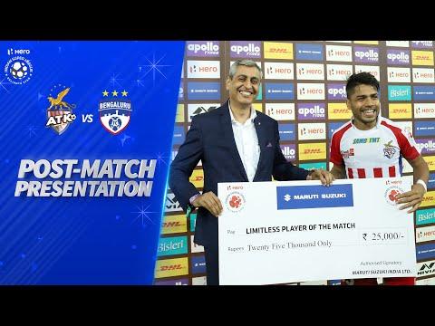 Post-Match Presentation - ATK FC 1-0 Bengaluru FC | Hero ISL 2019-20