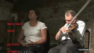 ROZSTAJE 2012 | Crossroads Festival Krakow | Maria Siwiec i Jan Kmita