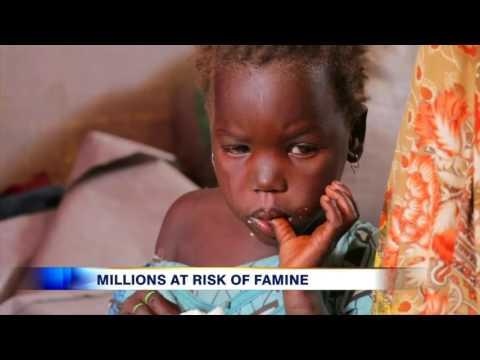 Video: Humanitarian crisis looming in South Sudan