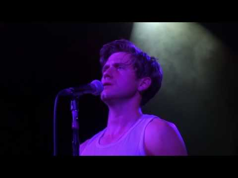 Aaron Tveit - Hallelujah at Irving Plaza
