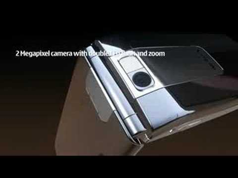 Nokia 6600 Fold PREVIEW ADV