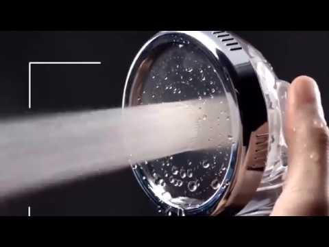 Best High Pressure Amazing Shower Head Bathroom Hand Shower Booster Showerhead